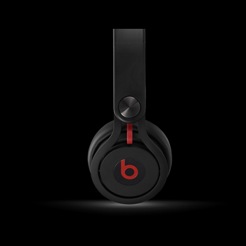 Beats By Dr Dre Mixr Over-Ear Black Headphones
